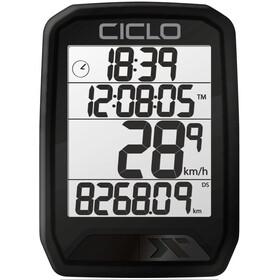 Ciclosport Protos 113 Fietscomputer, zwart